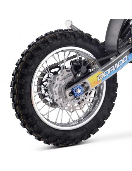Pit bike Dorado DK110 14/12 automática (2021) - 18