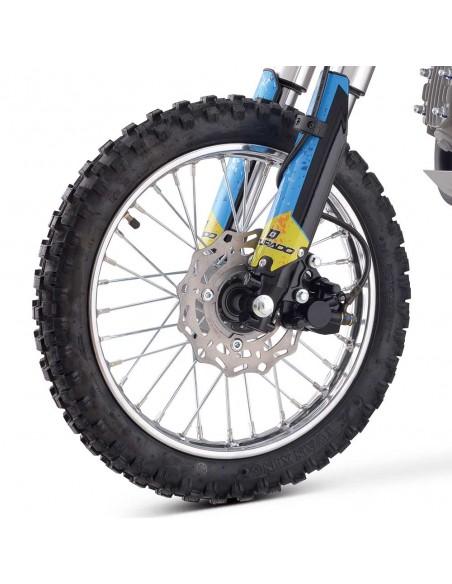 Pit bike Dorado DK110 14/12 automática (2021) - 21