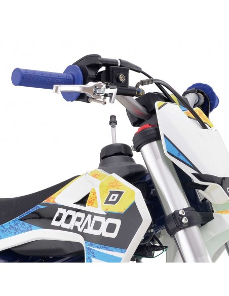 Pit bike Dorado DK110 14/12 automática (2021) - 23