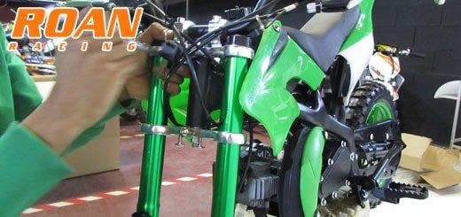 Mantenimiento de minimotos ROAN