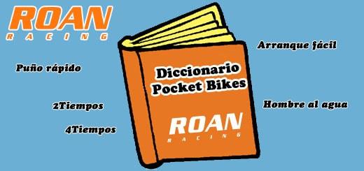 Pocket bikes vocabulario