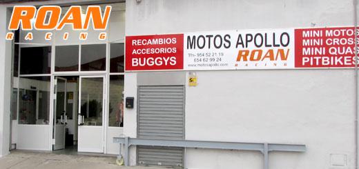 Motos Apollo Sevilla