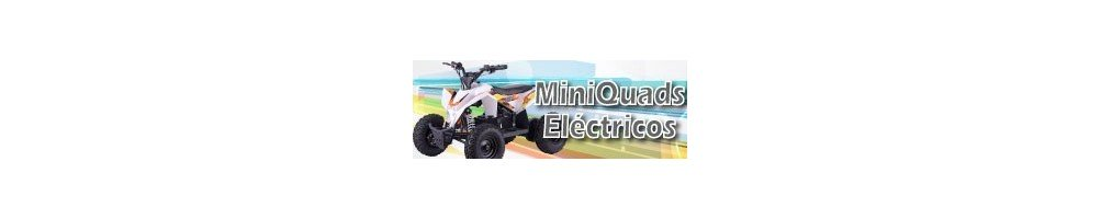 Mini Quads Electricos