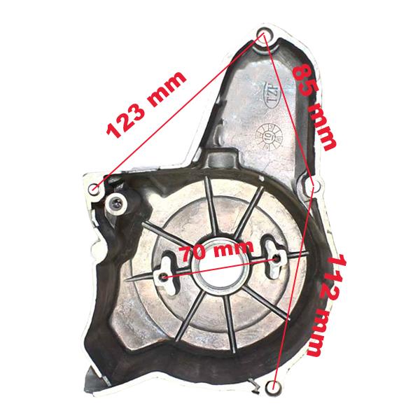 tapa encendido 2 boninas para pit bike o miniquad de arranque eléctrico