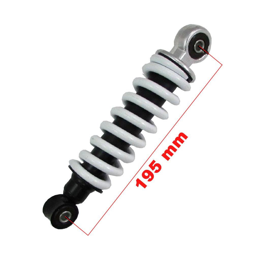 Amortiguador 195mm minicross