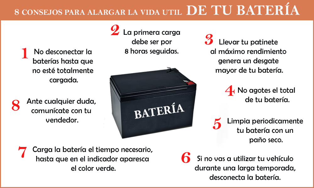 Mantenimiento batería de vehículo eléctrico